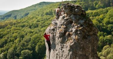 Kletterkurswoche