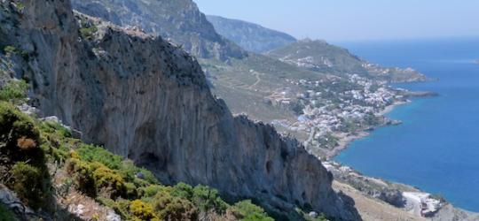 Alle Klettergebiete in Kalymnos